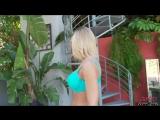 Порноактриса Nicole Aniston (эротика, отличные сиськи, идеальная попка, booty shake)