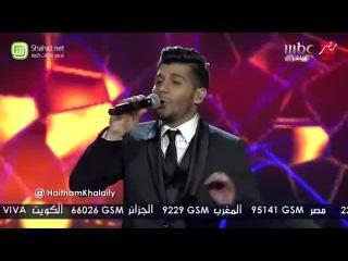Arab Idol - Haytham khalayli هيثم خلايلي – المجد معمرها وزرعنا تلالك - الحلقات المباشرة