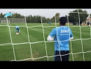 Видео дня на «Зенит-ТВ»: первый матч Халка на позиции вратаря