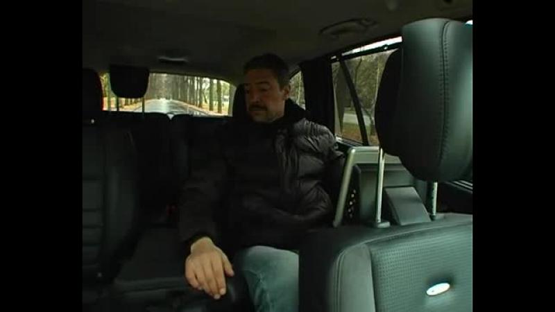 тест-драйв Mercedes-Benz R Класса