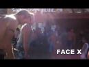 dj face x the way