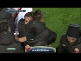 Чемпионат Италии -2015. 12-тур. Аталанта 1:1 Рома  Гол Ляйич 22.11.2014