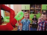 Be happy: Человек-Паук в детском саду)