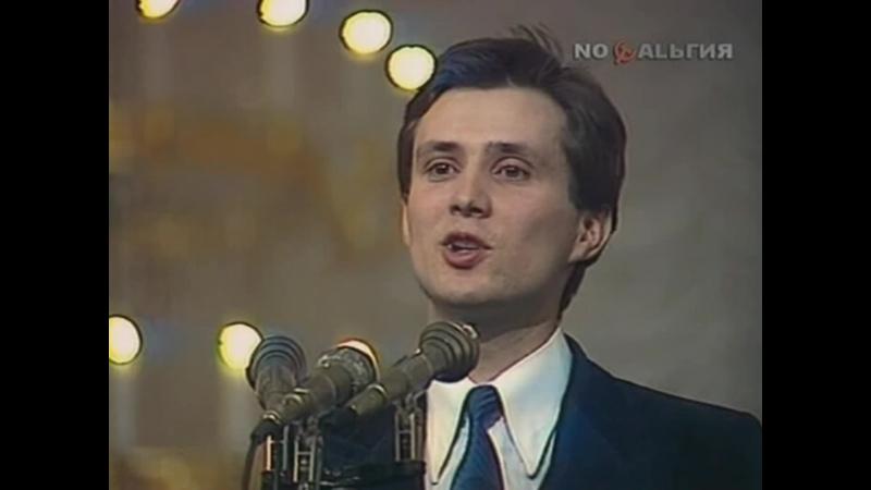 "� � ��� �� ����� ���� �������� ����. ��� ����� ������� Vadim Tikhonov is singing ""A U Nas Vo Dvore Est Devchonka Odna"