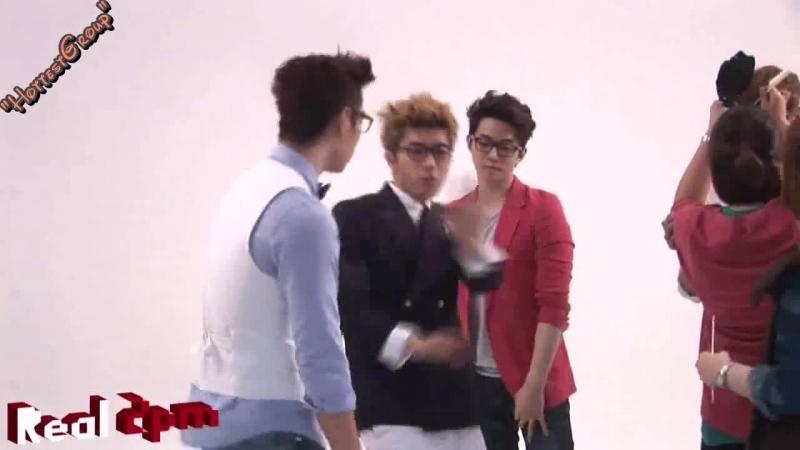 [Real 2PM] Photo Shoot